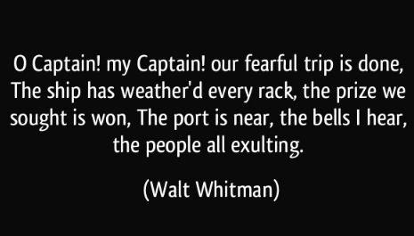 Poems Of Walt Whitman Poemas En Inglés
