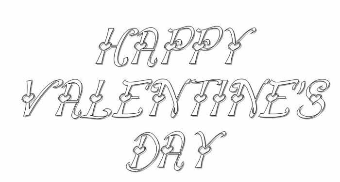 Happy Valentine\'s Day - Decoración Aula - Classroom Decoration