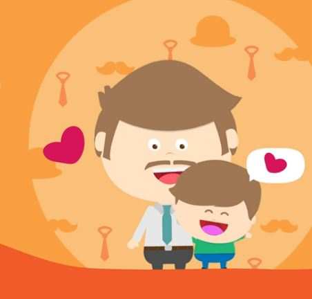 I Love My Daddy Yes I Do - Canciones para Niños en Inglés