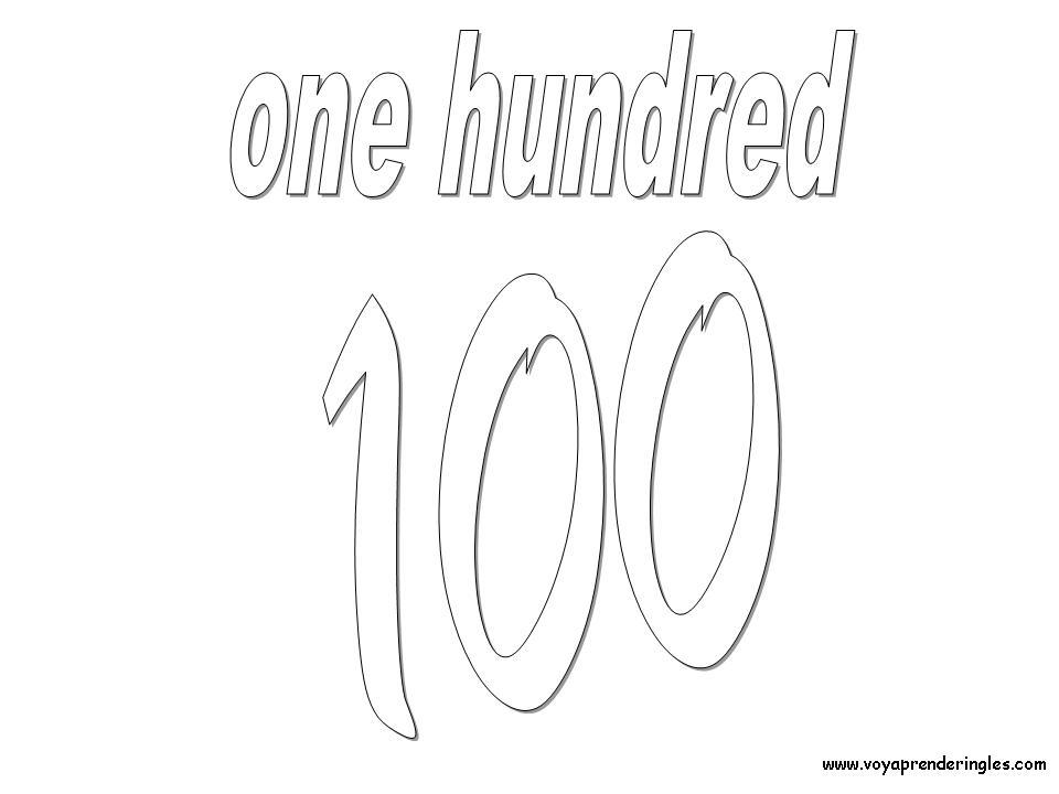Coloring Pages Numbers Dibujos Para Colorear Números Coloring