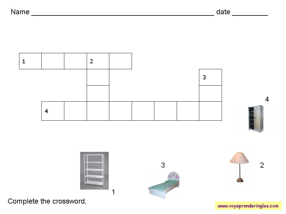 03. Complete. The Crossword.
