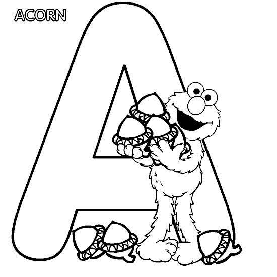 Worksheets Alphabet 07 - Fichas Alfabeto en Inglés