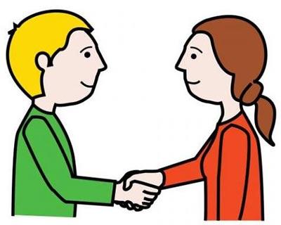 Los Saludos y Despedidas Formales e Informales en Inglés