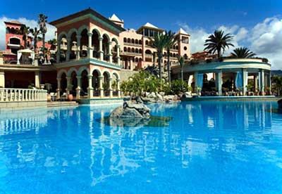 Accommodation - Turismo en Tenerife - Tourism in Tenerife