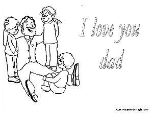 02. I love you dad!