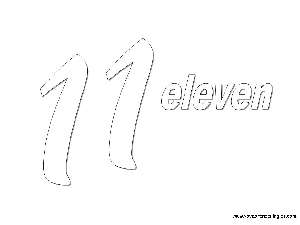 Coloring Pages Numbers Dibujos Para Colorear Números
