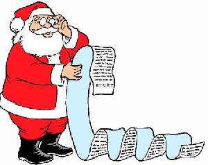 02 Write Letters to Santa Claus