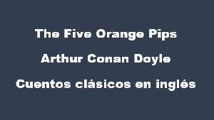 The Five Orange Pips