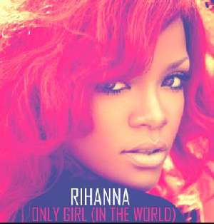 Letra de la canción Only girl (In the world) de Rihanna