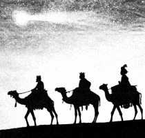 Three Kings Night - Christmas Stories - Cuentos de Navidad