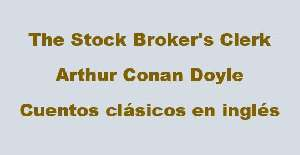 The Stock Broker's Clerk